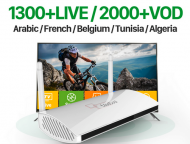 Leadcool Android 6.0 IP TV Box IPTV