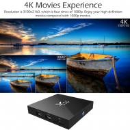 X96 Smart-Android 6.0 IPTV Box